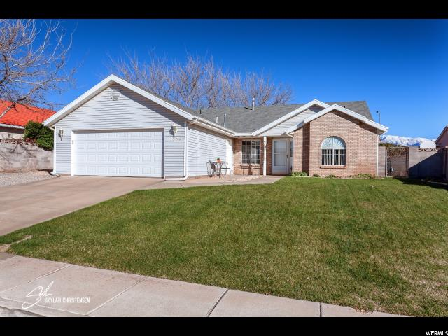 MLS #1432903 for sale - listed by Bob Richards, Keller Williams Realty St George (Success)