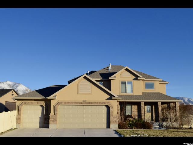 Single Family for Sale at 5452 N PONDEROSA Lane Stansbury Park, Utah 84074 United States