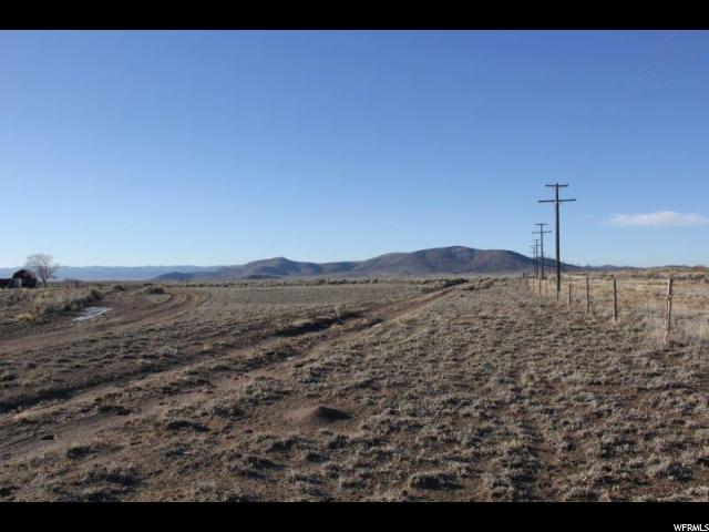 Land for Sale at 5037 N 10250 W Modena, Utah 84753 United States