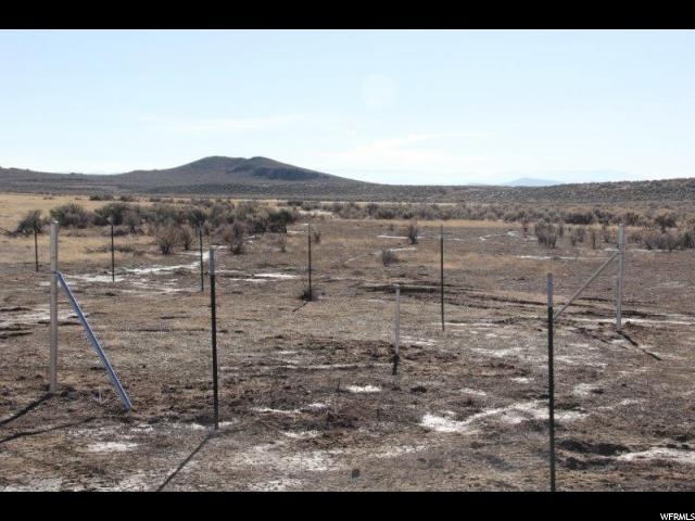 Land for Sale at 4981 N 10250 W Modena, Utah 84753 United States