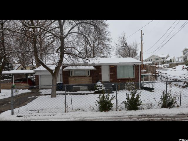 Home for sale at 4235 S Holladay Blvd, Holladay, UT 84124. Listed at 289900 with 3 bedrooms, 2 bathrooms and 1,426 total square feet