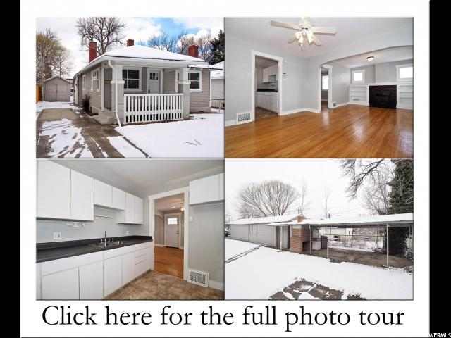 Home for sale at 2204 S Lincoln St, Salt Lake City, UT 84106. Listed at 265000 with 2 bedrooms, 2 bathrooms and 1,244 total square feet
