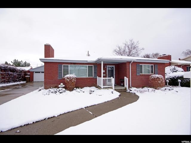 Home for sale at 2620 S Jasper St, Salt Lake City, UT 84106. Listed at 265000 with 2 bedrooms, 1 bathrooms and 1,075 total square feet