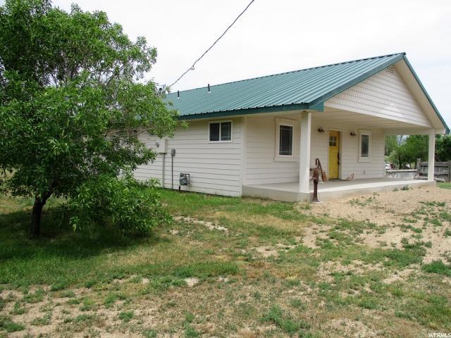 Single Family للـ Sale في 495 E 400 S 495 E 400 S Duchesne, Utah 84021 United States