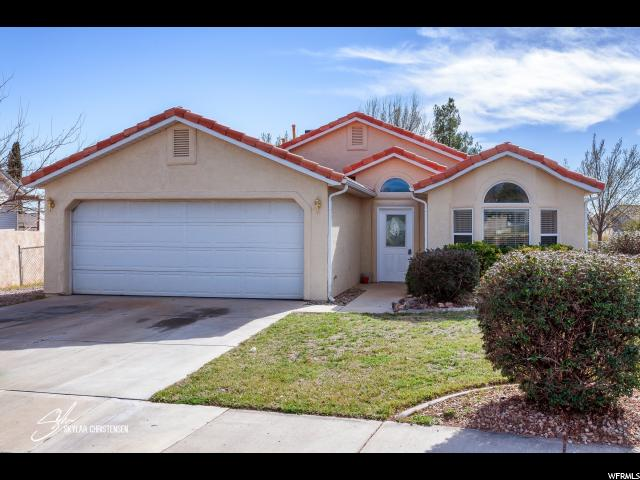 MLS #1433322 for sale - listed by Bob Richards, Keller Williams Realty St George (Success)