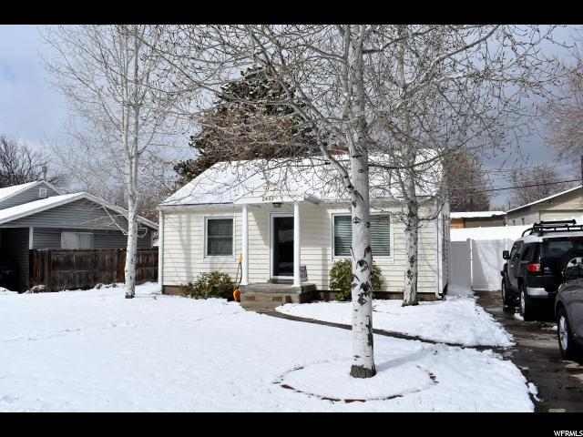 Home for sale at 2401 E 4500 South, Holladay, UT 84117. Listed at 274900 with 4 bedrooms, 2 bathrooms and 1,560 total square feet