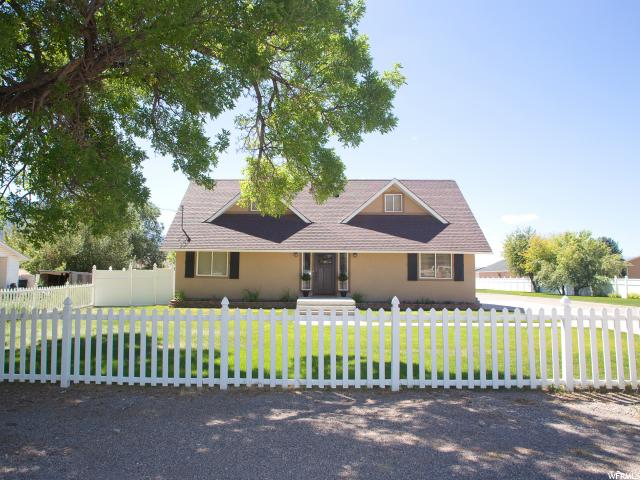 Single Family for Sale at 91 W 100 S Central Valley, Utah 84754 United States