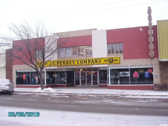 Comercial por un Venta en 01-0314-0000, 78 E MAIN Street Price, Utah 84501 Estados Unidos
