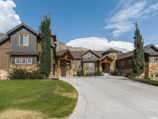 单亲家庭 为 销售 在 3990 N NEBO Avenue North Ogden, 犹他州 84414 美国