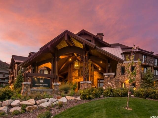 شقة بعمارة للـ Sale في 2100 FROSTWOOD Drive 2100 FROSTWOOD Drive Unit: 6164 Park City, Utah 84098 United States