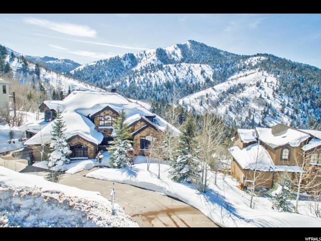 Single Family for Sale at 7317 PINE RIDGE Drive Park City, Utah 84098 United States