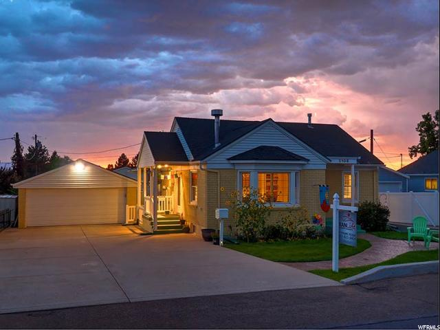 Home for sale at 3108 S 2600 East, Salt Lake City, UT 84109. Listed at 525000 with 4 bedrooms, 3 bathrooms and 2,673 total square feet
