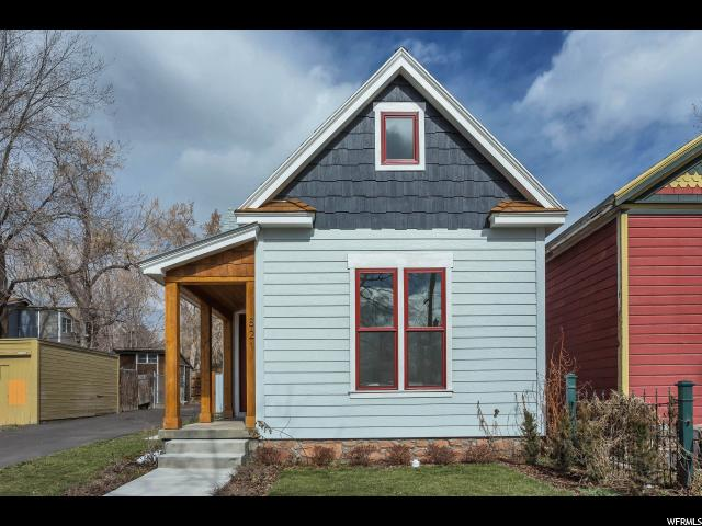 Home for sale at 821 E 600 South, Salt Lake City, UT 84102. Listed at 500000 with 3 bedrooms, 2 bathrooms and 2,222 total square feet