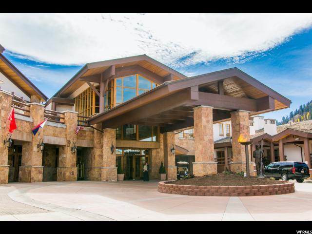 Condominium for Sale at 7700 STEIN 7700 STEIN Unit: 132 Park City, Utah 84060 United States