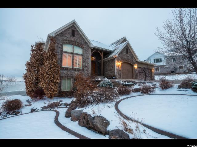 Unique la famille pour l Vente à 3724 W BOX ELDER Cedar Hills, Utah 84062 États-Unis