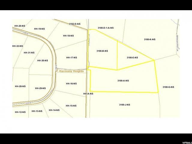 1051 S THORLEY LN New Harmony, UT 84757 - MLS #: 1433799