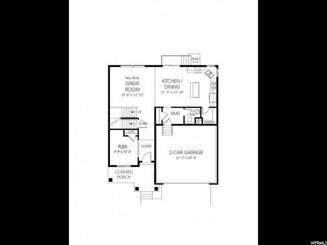4862 W EIFFEL WAY Unit 49 Riverton, UT 84065 - MLS #: 1433825
