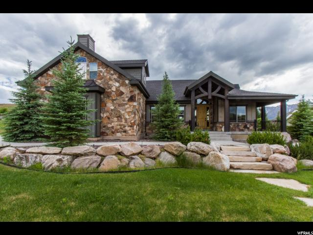 Single Family for Sale at 6239 N HIDDEN HILLS Drive Mountain Green, Utah 84050 United States