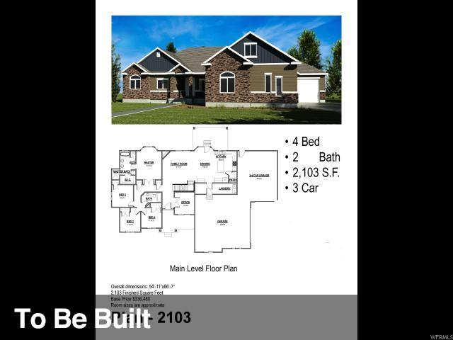 Unique la famille pour l Vente à 1445 E CLUFF Lane 1445 E CLUFF Lane Unit: 101 Lake Point, Utah 84074 États-Unis
