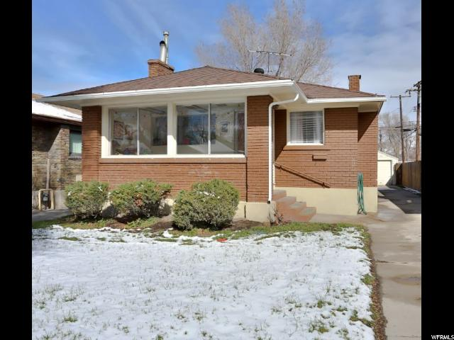 Home for sale at 253 E 2100 South, Salt Lake City, UT  84115. Listed at 250000 with 2 bedrooms, 1 bathrooms and 2,057 total square feet
