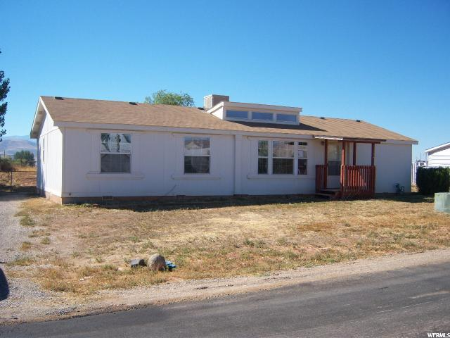 Single Family for Sale at 122 E ROCKY FORD Drive Sigurd, Utah 84657 United States