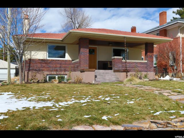 Home for sale at 1571 E Harvard Ave, Salt Lake City, UT  84105. Listed at 699900 with 5 bedrooms, 2 bathrooms and 2,696 total square feet