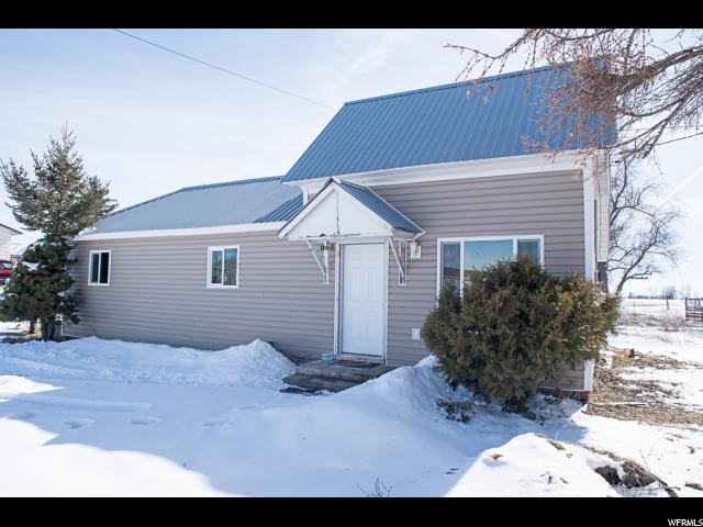 Single Family for Sale at 1825 W 1600 S Lewiston, Utah 84320 United States