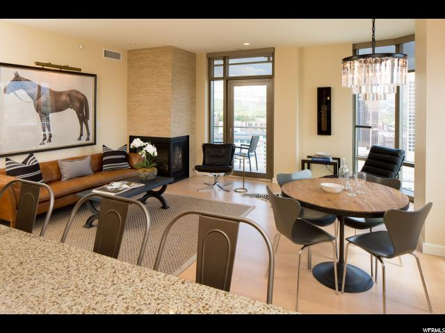 Home for sale at 99 W South Temple St #2302, Salt Lake City, UT  84101. Listed at 974000 with 2 bedrooms, 2 bathrooms and 1,532 total square feet