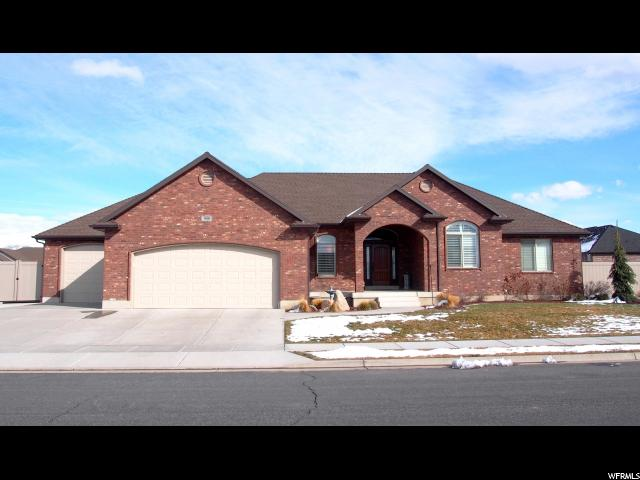 Single Family for Sale at 948 N 2870 W Clinton, Utah 84015 United States