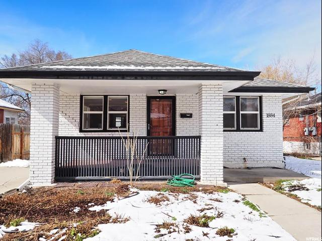 Home for sale at 1884 S 600 East, Salt Lake City, UT  84105. Listed at 289950 with 2 bedrooms, 2 bathrooms and 1,300 total square feet