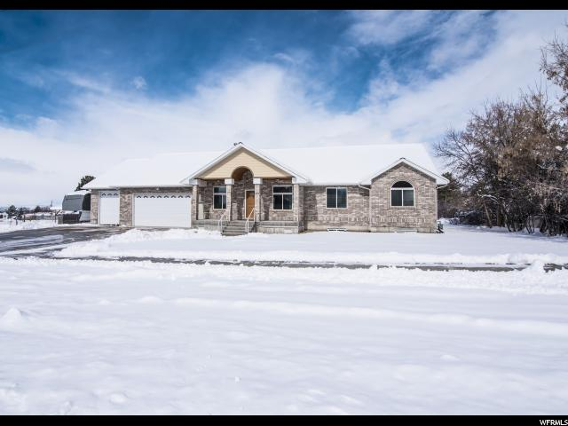 Single Family for Sale at 177 E 100 N Richmond, Utah 84333 United States