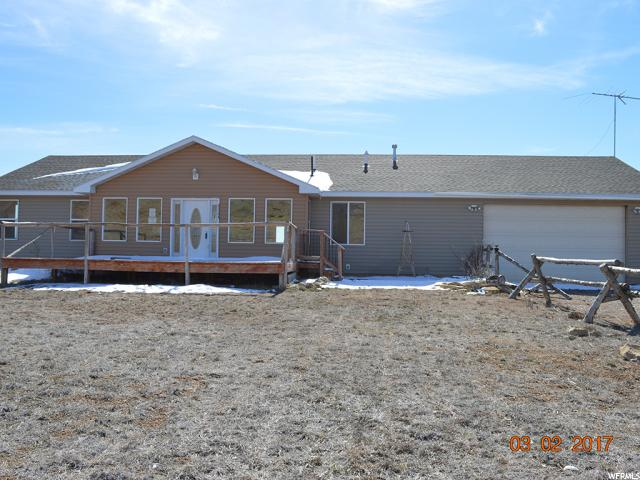 Single Family for Sale at 8628 E GUSHER RANDLETT Road Randlett, Utah 84063 United States