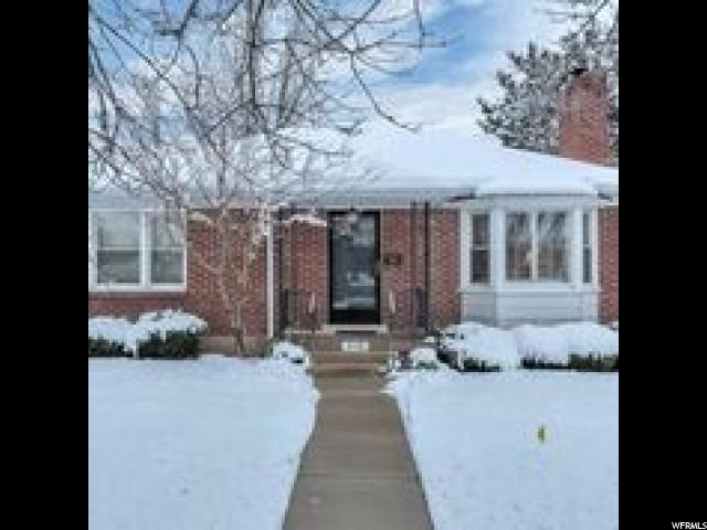 Home for sale at 2178 E Bryan Ave., Salt Lake City, UT  84108. Listed at 389000 with 3 bedrooms, 2 bathrooms and 1,744 total square feet