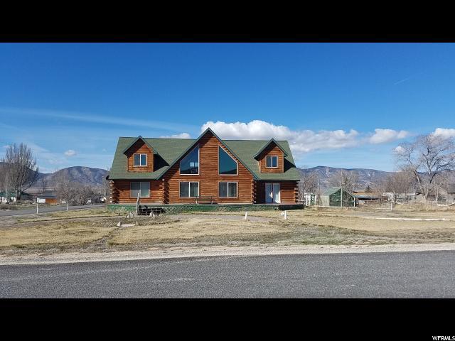 Один семья для того Продажа на 125 N 100 E Fayette, Юта 84630 Соединенные Штаты