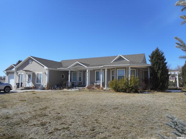 Single Family for Sale at 234 S 400 W Aurora, Utah 84620 United States