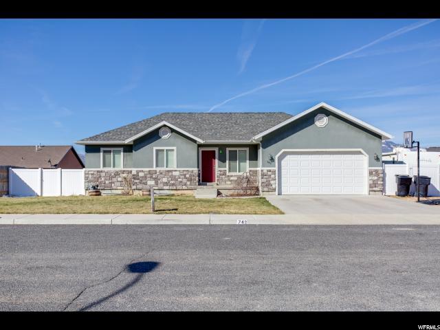 单亲家庭 为 销售 在 742 S 60 E Ephraim, 犹他州 84627 美国
