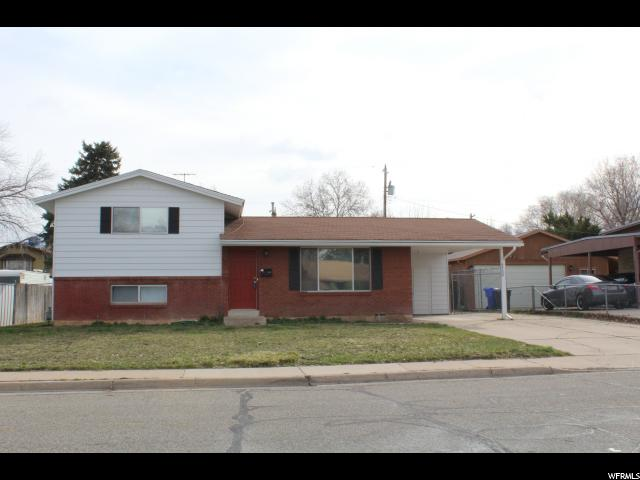 Single Family for Sale at 2120 N 300 W Sunset, Utah 84015 United States