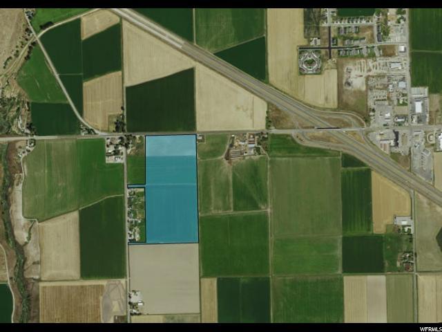 Terrain pour l Vente à 11200 N 8400 W Tremonton, Utah 84337 États-Unis