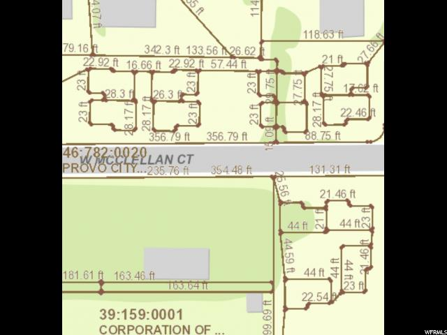 444 W MCCLELLAN COURT CT Provo, UT 84601 - MLS #: 1434418