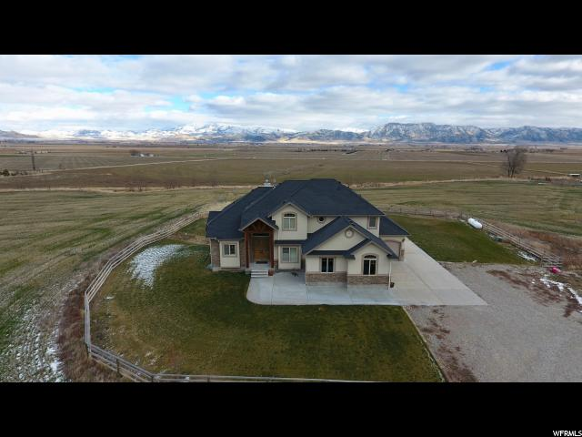 Single Family for Sale at 5705 W 1800 S Malad City, Idaho 83252 United States