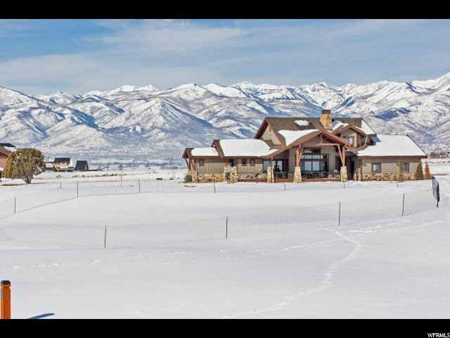 Additional photo for property listing at 702 N BALD MOUNTAIN Circle  Heber City, Utah 84032 United States
