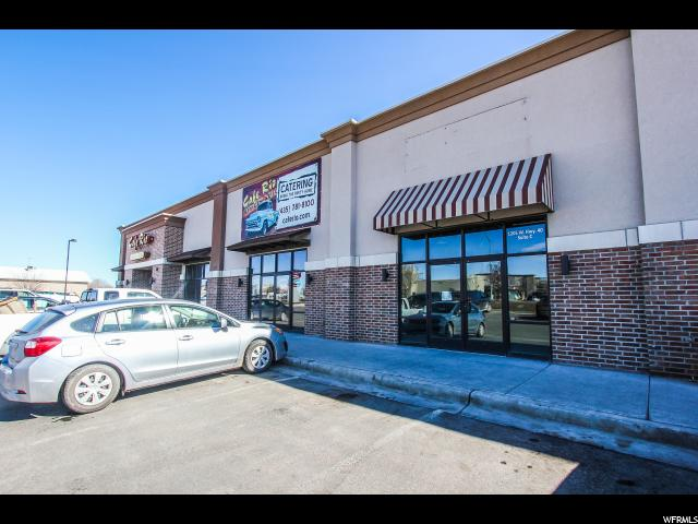Commercial for Rent at 1219 W HWY 40 Vernal, Utah 84078 United States