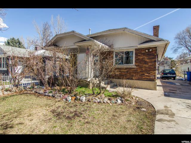 Home for sale at 1617 S Denver St, Salt Lake City, UT  84115. Listed at 250000 with 2 bedrooms, 1 bathrooms and 1,600 total square feet