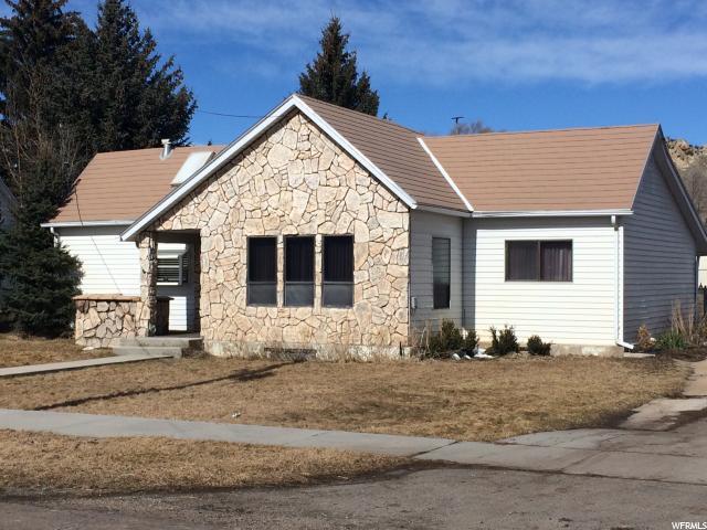 单亲家庭 为 销售 在 269 E 50 N 科尔维, 犹他州 84017 美国