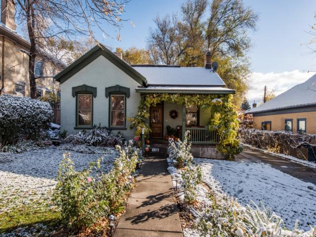Home for sale at 170 N F St, Salt Lake City, UT  84103. Listed at 500000 with 3 bedrooms, 2 bathrooms and 2,097 total square feet