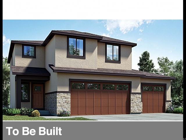 Unique la famille pour l Vente à 4108 N SHIRLEY Lane 4108 N SHIRLEY Lane Unit: 37 Eagle Mountain, Utah 84005 États-Unis