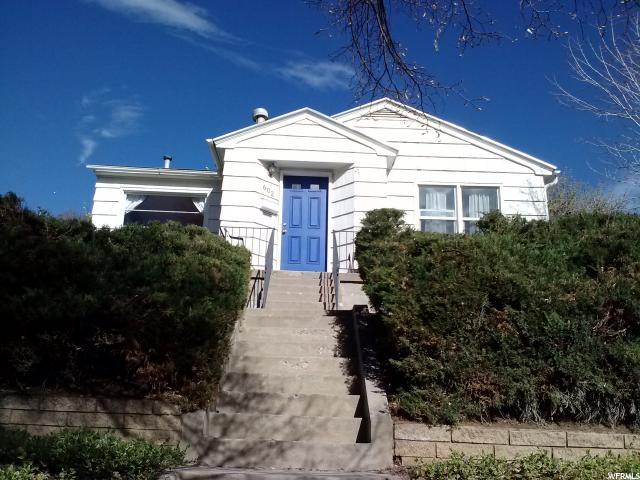 Home for sale at 602 N De Soto St, Salt Lake City, UT  84103. Listed at 460000 with 3 bedrooms, 2 bathrooms and 1,680 total square feet