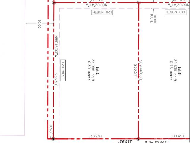 Land for Sale at 120 N 140 W Fielding, Utah 84311 United States