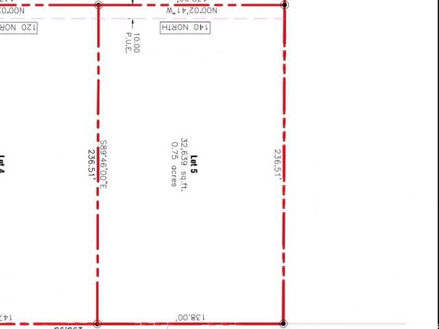 Land for Sale at 140 N 140 W Fielding, Utah 84311 United States