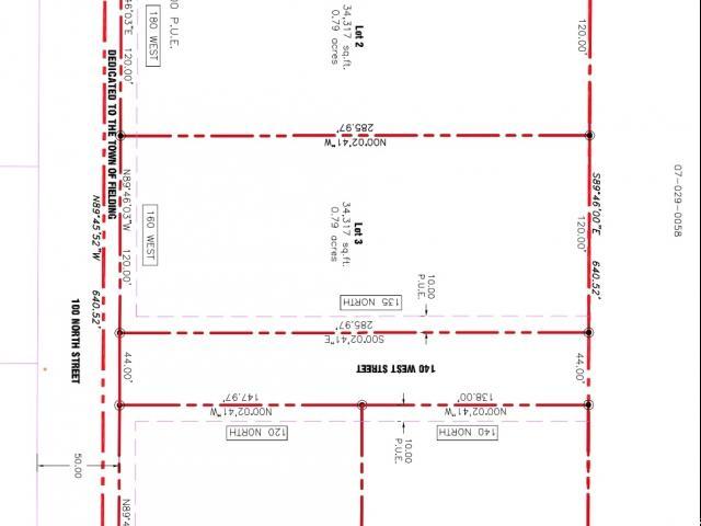 170 W 100 Fielding, UT 84311 - MLS #: 1434848